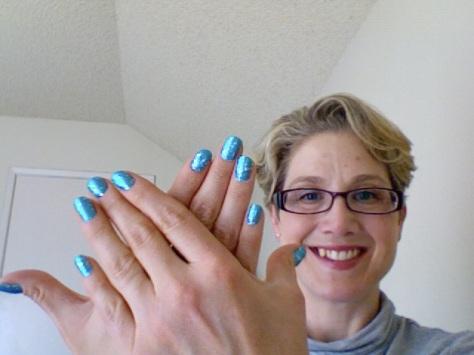 Class Color Fingernails